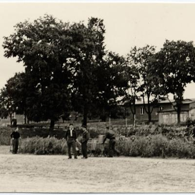 ©ICRC/1942.09.25/War 1939-1945. Schubin. Oflag XXI B, war prisoners camp. Global view/ICRC Photo Library V-P-HIST-02289-04